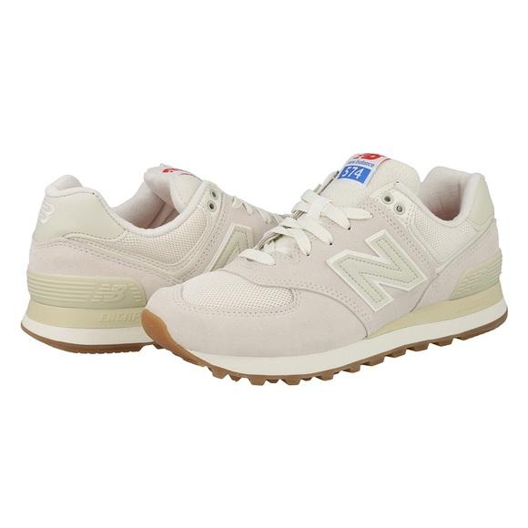 New Balance 574 Retro Sport sneakers 5 women NWOB aa5239c841